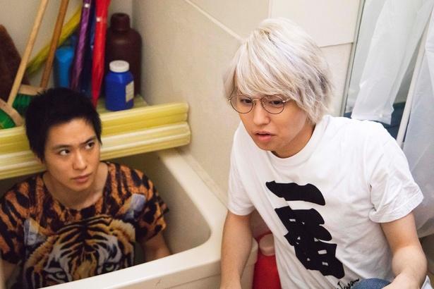 「トーキョーエイリアンブラザーズ」第4話が8月13日(月)に放送