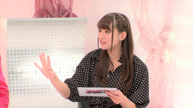 【写真を見る】リズムゲーム「パンティゲーム」「ちんちん侍」というネーミングに、浅川梨奈も「この年頃の女の子大好きです」