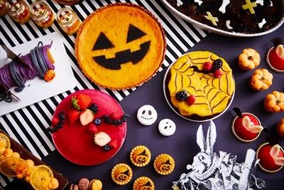 ハロウィンをイメージしたデザートが多数登場