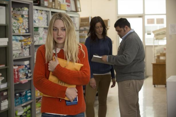 ダコタ・ファニングが自閉症の主人公ウェンディを演じる