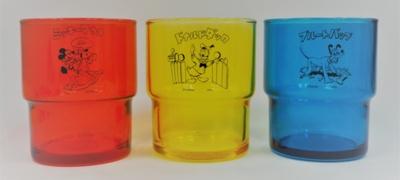 カラーグラス(各1080円)