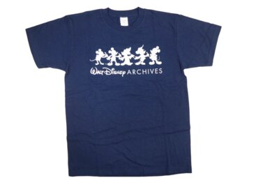 T シャツ WALT DISNEY ARCHIVES (3780円)