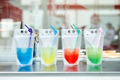 パフェ専門店「THE PARFAITSTAND」で夏を彩る爽やかなソーダを販売