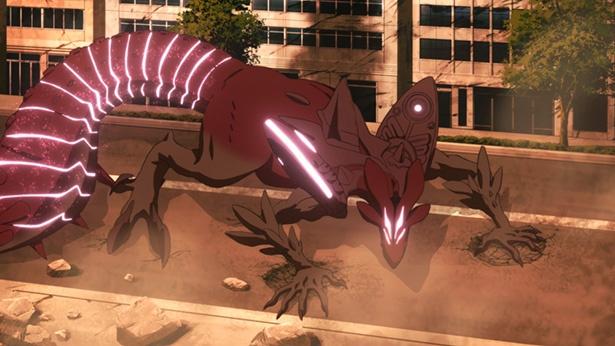 「プラネット・ウィズ」第6話の場面カットが到着。激戦の末、暴走した竜造寺隆が龍と化し…