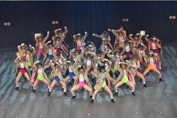 大阪府立登美丘高等学校ダンス