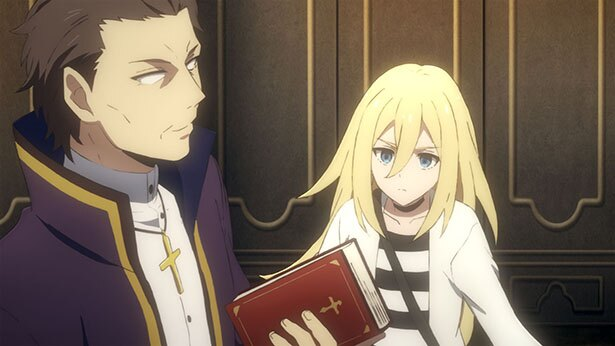 「殺戮の天使」第7話の先行カットが到着。教会のような場所でグレイ神父が現れ…