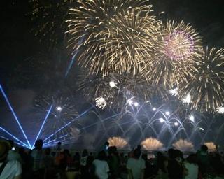 夏休み終盤!今週、鹿児島で行われる花火大会[2018年8月20日(月)~26日(日)]
