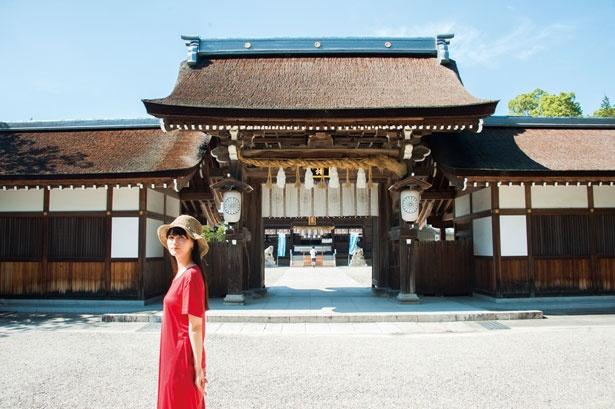 伊弉諾神宮がある淡路島は日本の始まりの地とされている/伊弉諾神宮