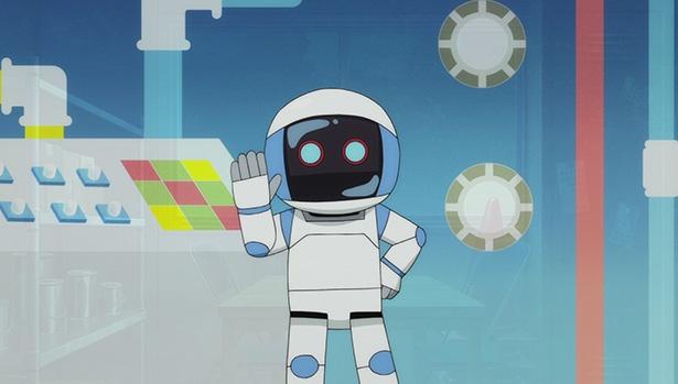 「ゲゲゲの鬼太郎」第21話の先行カットが到着。孤独な妖怪が不思議なロボットと友情を深めるが…