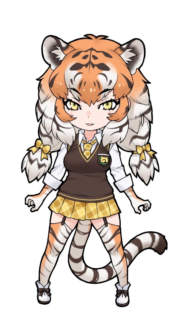 アムールトラのフレンズが新たに登場!けものフレンズと京都市動物園がコラボ!