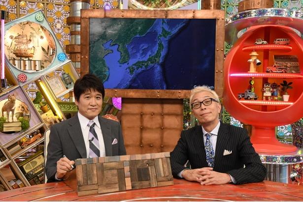 高視聴率番組「所&林修のポツンと一軒家」が10月よりレギュラー化!