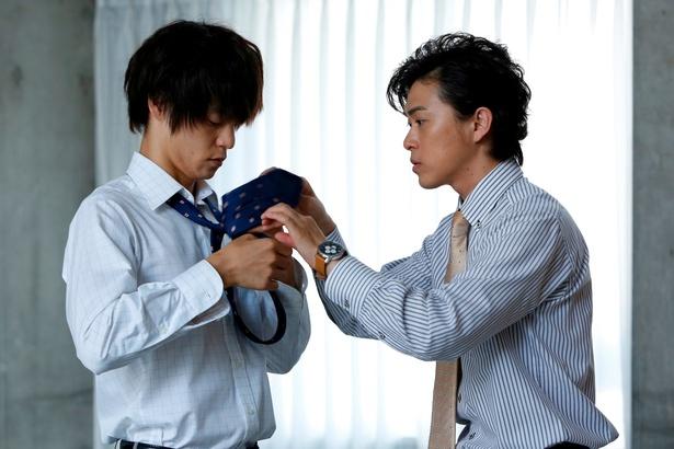 """<試写室>「ヒモメン」翔ちゃんと池目先生が""""同棲""""開始でよからぬ妄想も!?"""