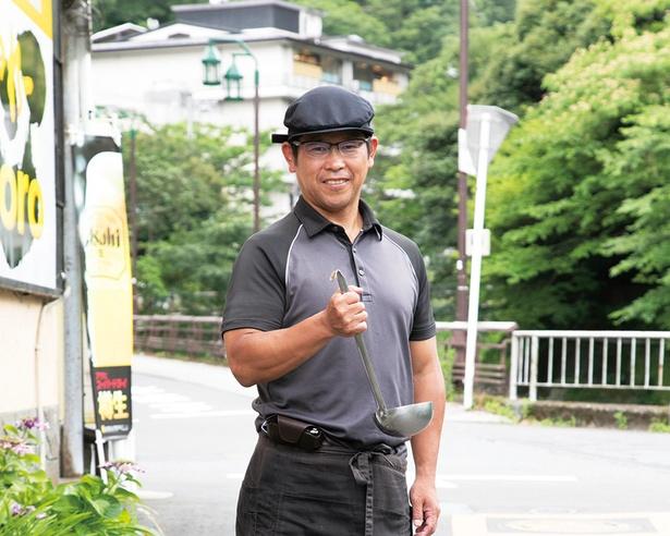 オーナーの佐藤 誠さん