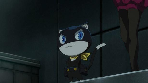 「PERSONA5 the Animation」第20話の先行カットが到着。怪盗団の前に自称・美少女怪盗が立ちはだかる!?