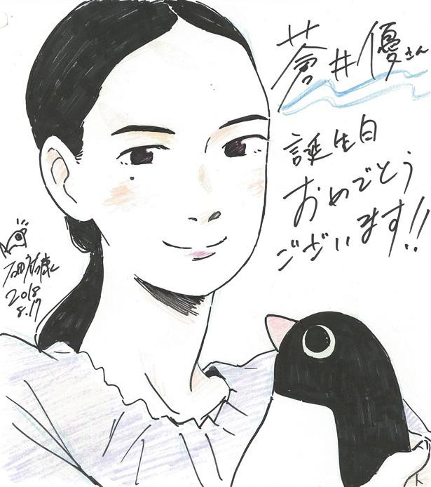 「ペンギン・ハイウェイ」快調スタート!初日舞台挨拶のレポートが到着!