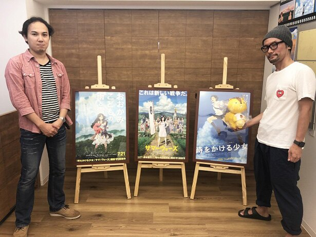 「細田守フィルムフェスティバル」伊藤智彦&タムラコータロースペシャル座談会レポート!