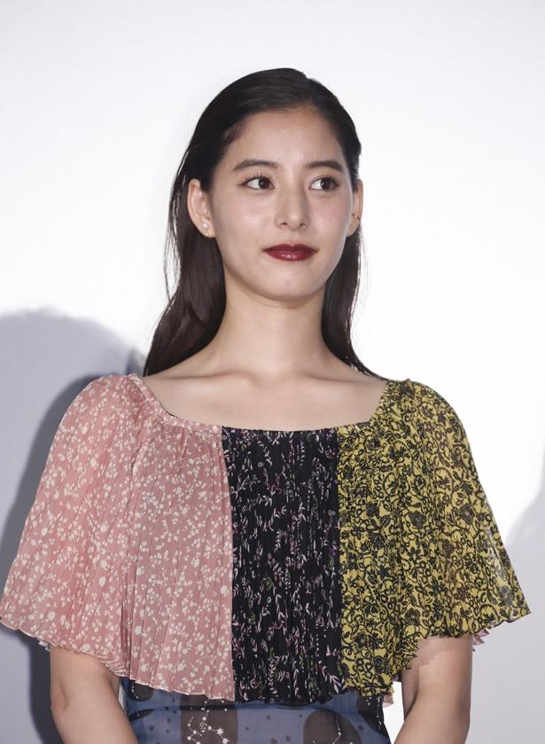 新木優子が東京ガールズコレクションへの出演を発表した