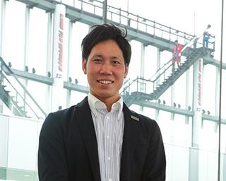 今回お話を聞かせてくれた、近鉄不動産株式会社 喜多 慎太郎さん