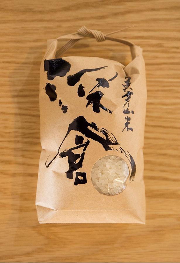 HIKONIWA / 寒暖の差が大きな英彦山では、味わいがしっかりとして粘り気のある米が育つ