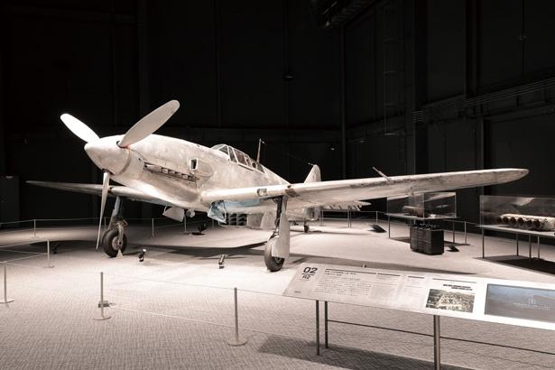 戦時中に各務原で約3000機が製造された戦闘機「飛燕」。日本で1機のみ現存する貴重な機体を見に行こう