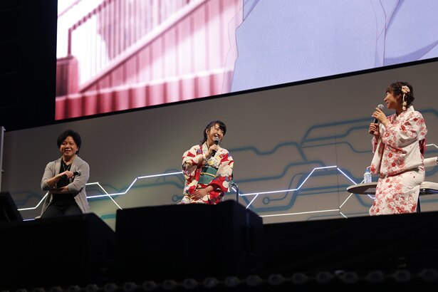 「Fate/Grand Order Fes. 2018 ~3rd Anniversary~」「衛宮さんちの今日のごはん」先行上映会&杉山紀彰、植田佳奈、下屋則子登壇スペシャルトークステージレポート