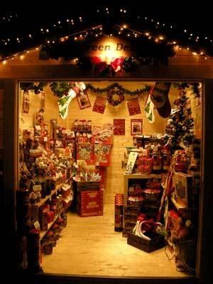 クリスマス小物は見ているだけで楽しい