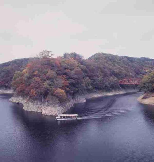 帝釈峡(神龍湖)