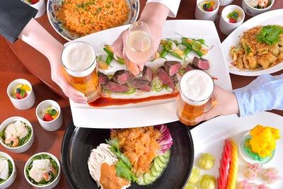 中国料理「鴻臚」スパークリング&ビアホールプラン / ビールにあうスパイシーな料理で暑い夏を乗り切る