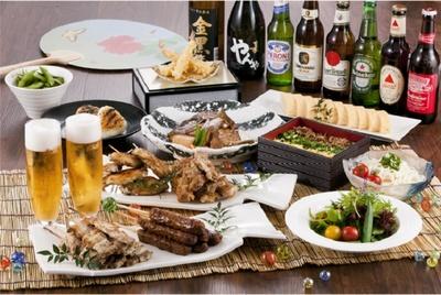 「タカクラホテル福岡」の「日本料理 花万」では、 世界のビールを集めたビアガーデンが開催中