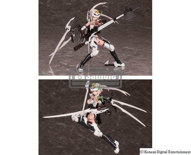 ECサイト・エビテン[ebten]にて、島田フミカネによる「武装神姫」プラモデル第一弾が限定特典付きで予約受付スタート!