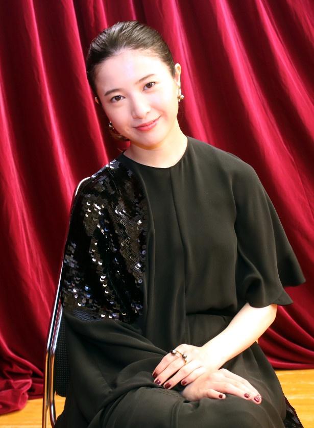 『検察側の罪人』のヒロインを務めた吉高由里子
