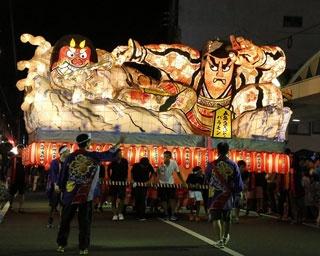 長崎中華街中秋節 / 1000個の満月灯籠が灯る幻想空間に魅了される