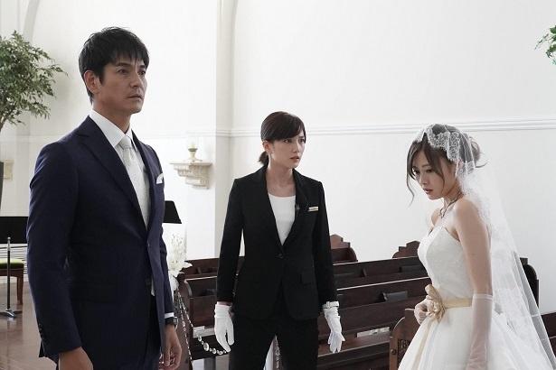 8月27日(月)放送の「絶対零度―」(フジテレビ系)に白石麻衣が登場!