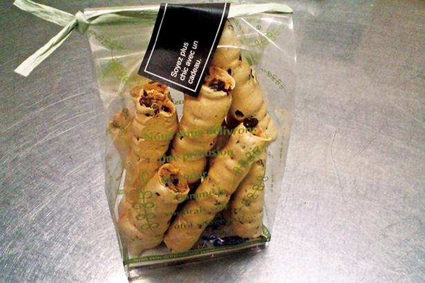 一宮市浮野養鶏の尾張の卵を使用した「スウィーツデリバリー」の「ムラング・カフェ」(300円)