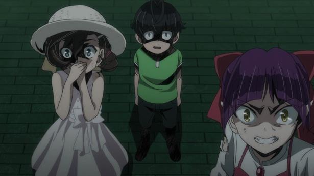 「ゲゲゲの鬼太郎」第22話の先行カットが到着。ねこ娘が鬼太郎のために下した決断とは…