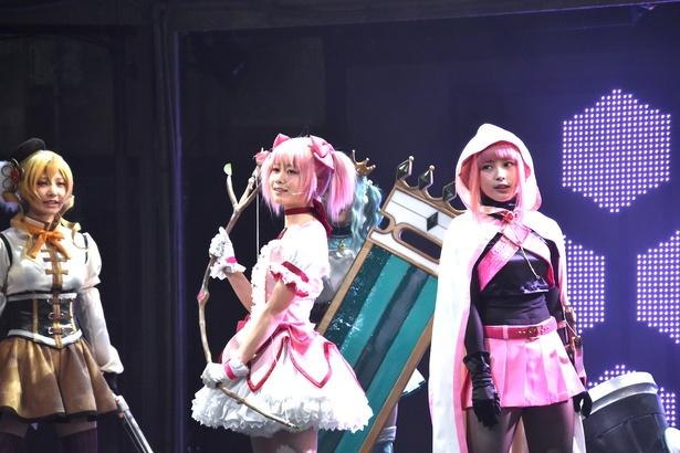 【写真を見る】舞台「マギアレコード 魔法少女まどか☆マギカ外伝」ゲネプロより