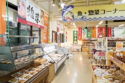 【写真を見る】売場に並ぶのは、JA上伊那の審査をクリアした安心・安全な農作物