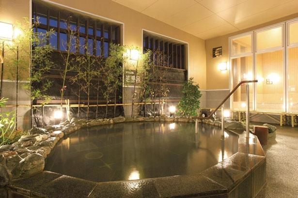 潮風が気持ちいい露天風呂/岩塩温泉 りんくうの湯