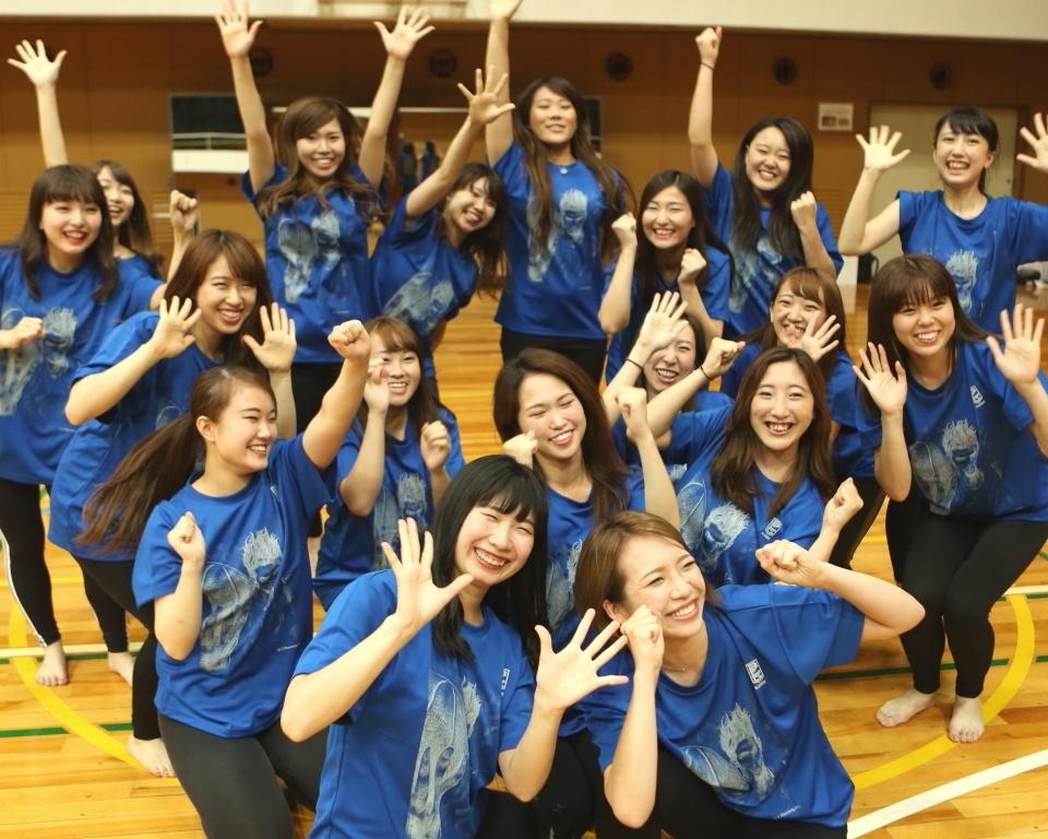 清楚系からカワイイ系まで! 新生チアガールSuper Girlsの弾ける笑顔をチェック!