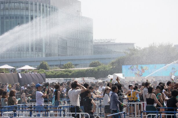 「S2O JAPAN SONGKRAN MUSIC FESTIVAL 2018」