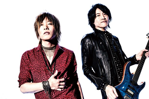 「GRANRODEO」。声優・谷山紀章(KISHOW)とギタリスト・飯塚昌明(e-ZUKA)によるユニット