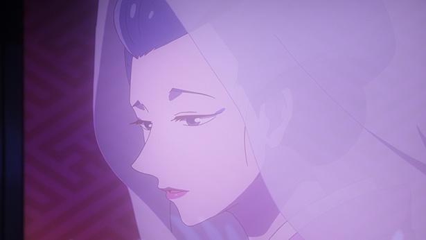 「つくもがみ貸します」第7話の先行カットが到着。女幽霊の正体は!?