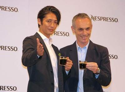「水を飲まなきゃいけないときもコーヒーを飲んでいる」と話していた玉木宏