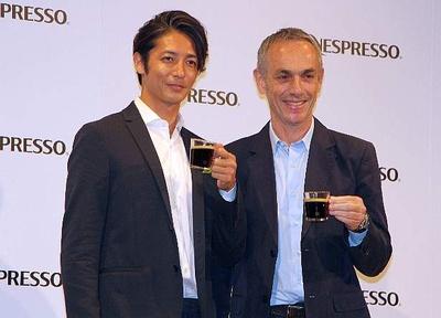 コーヒーは「喝を入れたいときや頑張りときに飲む」とのこと