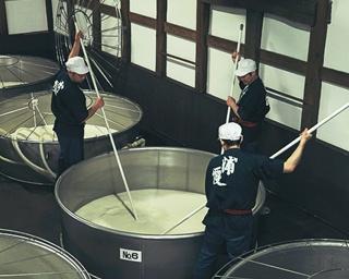 シンプルだけど奥が深い!日本酒の原料「米と水と麹」