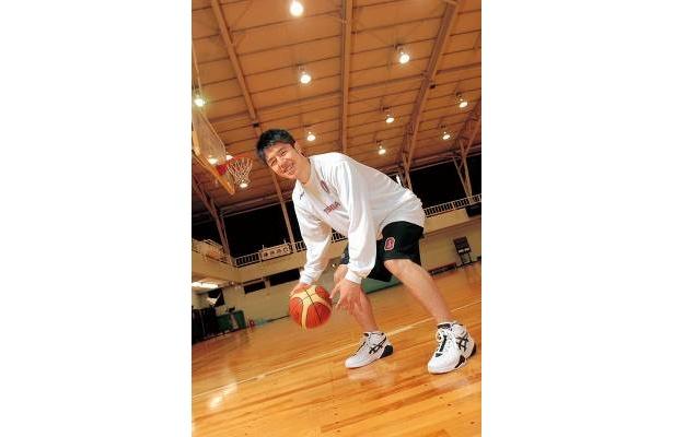 日本を牽引するバスケットボール界の若き司令塔!