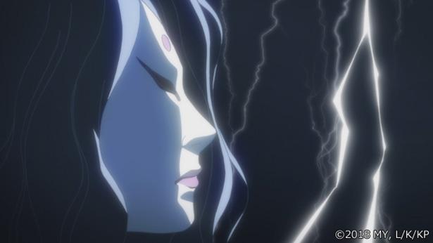 「かくりよの宿飯」第23話の先行カットが到着。葵が特殊な呪いのせいで声と味覚を失い!?