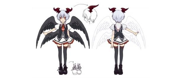 新ボイスペット「堕天使メア」