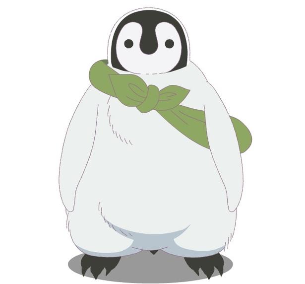 癒やし満点コウテイペンギンアニ...