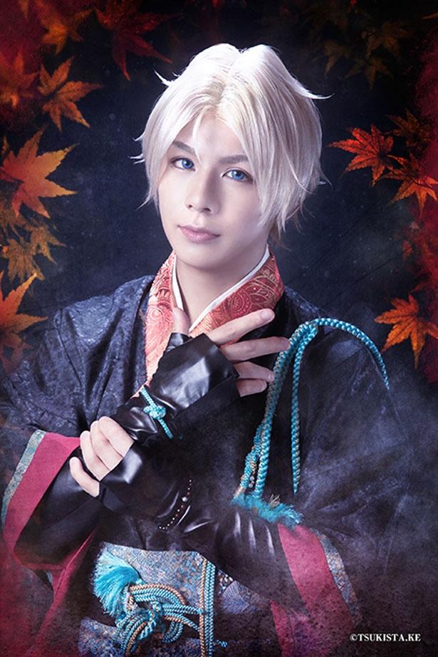 今度の「ツキステ。」は奈良が舞台!「紅縁」キービジュアル&キャラクタービジュアル解禁!!